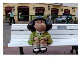 Mafalda en idioma armenio